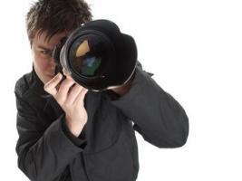 Photographe grand objectif Partenaires Salon de la photo 2013